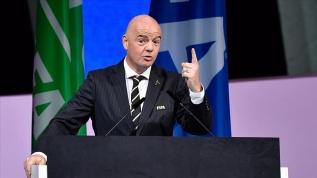 FIFA Başkanı Infantino: Hiçbir maç, turnuva ve lig insan hayatını riske atmaya değmez