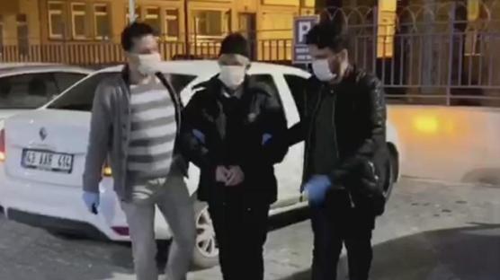 İki kadını farklı sokaklarda taciz eden sapığa sosyal mesafe kuralına uymadığı için para cezası verildi