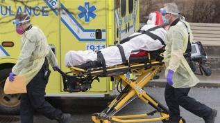 Kanada'da Kovid-19 nedeniyle ölenlerin sayısı 579'a çıktı