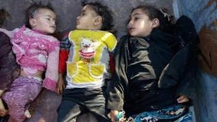 Katil Esed rejiminin kimyasal silah kullandığını kanıtlayan rapor, Suriye Geçici Hükümetini memnun etti