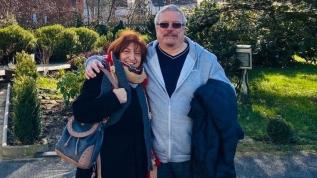 Koronavirüsü yenen Türk çift, tedbirlerinı daha da artırdı