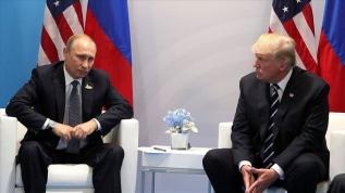 Trump'tan çok kritik görüşme: Kral Selman ve Putin...