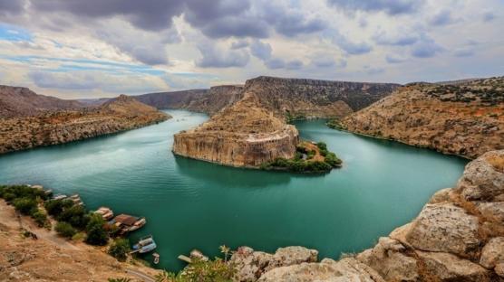 Medeniyetlere ev sahipliği yapmış Rumkale turizme kazandırılıyor