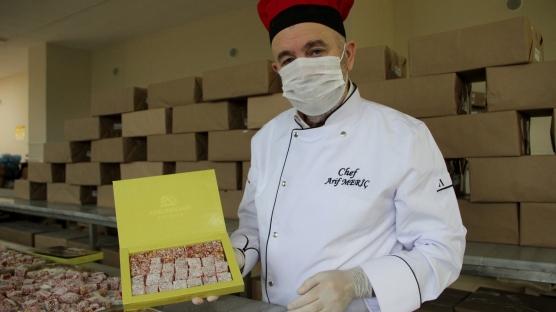 Osmanlı'dan miras tarihi lezzetlere online talep arttı