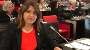 CHP'li Gülay Demirel'den ezana saygısızlık!
