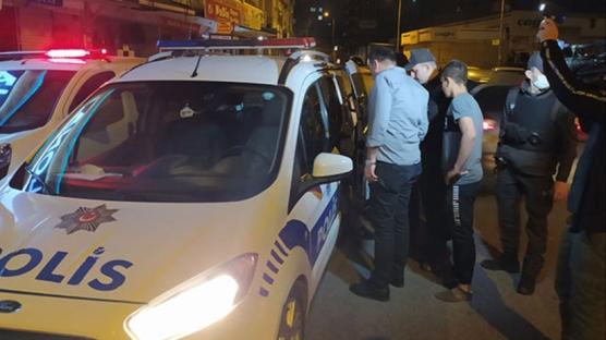 Kadıköy'de bıçaklı kavga: 4 yaralı