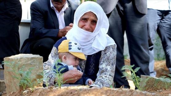 Terör saldırısında sevdikleri katledilen ailelerin buruk bayramı