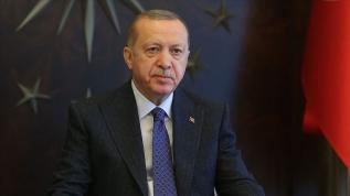 Başkan Erdoğan'dan telefon diplomasisi