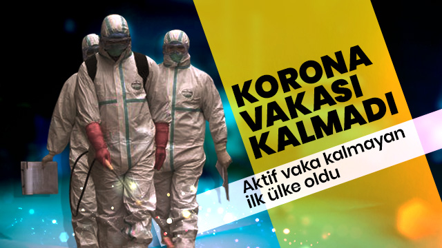 Karadağ'da aktif koronavirüs vakası kalmadı