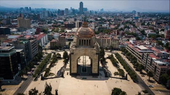 Meksika'da Kovid-19'dan ölenlerin sayısı 7 bin 394'e yükseldi