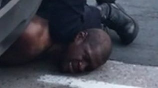ABD'de polis terörü! Şüpheliyi boğarak öldürdü