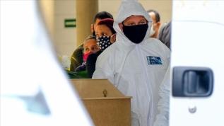 Brezilya'da Kovid-19 nedeniyle ölenlerin sayısı 23 bin 473 oldu