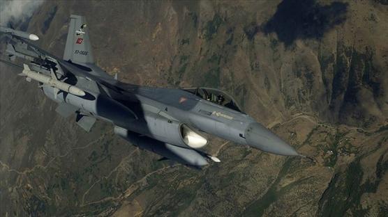 Irak'ın kuzeyinde tespit edilen 4 PKK'lı terörist artık yaşamıyor