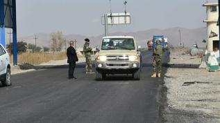 Irak'ta koronavirüs nedeniyle bir ilçe karantinaya alındı