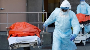ABD'de koronavirüsten ölenlerin sayısı 100 bini aştı