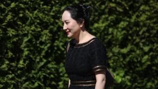 Huawei CFO'su hakim karşısına çıktı