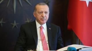 Başkan Erdoğan, Azerbaycan Cumhuriyeti'nin 102. yıl dönümünü kutladı