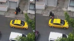 Böyle vicdansızlık görülmedi! Doğum yapan kadını taksici aracından attı