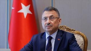 Cumhurbaşkanı Yardımcısı Oktay'dan 'Demokrasi ve Özgürlükler Adası' paylaşımı