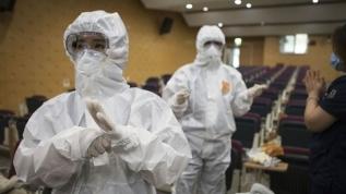 Kuzey Kore'de koronavirüs tedbirleri! Karantinadan kaçmaya çalışan çift idam edildi
