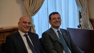 """Yunanistan Dışişleri Bakanı Dendias'ın Türkiye'ye """"barbar"""" demesine Dışişlerinden harika cevap"""