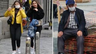 Bakanlıktan 65 yaş üstü ve 18 yaş altı kişilerin sokağa çıkma izinleriyle ilgili genelge