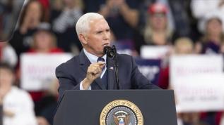 ABD Başkan Yardımcısı Pence: Irkçılığa ve ırkçılığa dayanan şiddete müsamahamız yok
