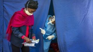 Afrika'da  iyileşenlerin sayısı 50 bini aştı