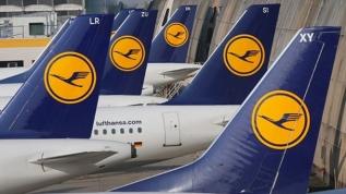 Alman hava yolu firması Lufthansa'da 'kontrollü iflas' seçeneği iddiası