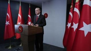 Başkan Erdoğan: 2053'te gençlerimize ecdatları Fatih'e layık bir Türkiye bırakacağız
