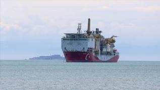 Fatih sondaj gemisi Karadeniz'e açılıyor