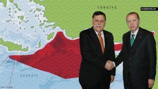 """""""Türkiye ile yapılan anlaşma dengeleri değiştirdi"""""""