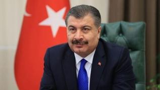 Sağlık Bakanı Koca: Ülkemiz tüm dünyaya örnek başarı sağladı