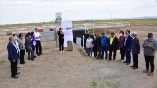 TİKA'dan Moğolistan'a destek