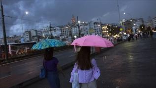 Meteoroloji uyardı: Sağanak yağış geliyor