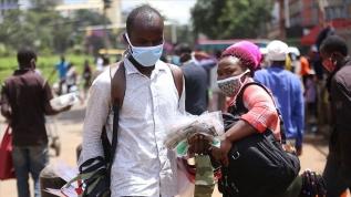 Afrika'da Kovid-19'dan ölenlerin sayısı 4 bini aştı