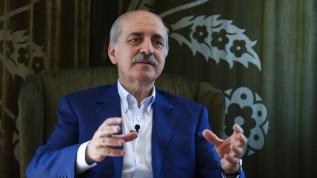 AK Parti Genel Başkanvekili Numan Kurtulmuş: Erken seçim tartışmaları Türkiye'de gündem saptırma çabalarından başka bir şey değildir