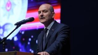 İçişleri Bakanı Süleyman Soylu'dan çarpıcı açıklamalar