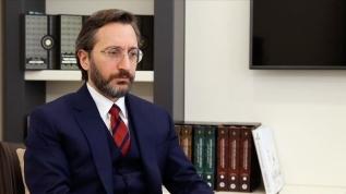 İletişim Başkanı Altun'dan Ermeni Kilisesi'ne yapılan saldırıya ilişkin açıklama