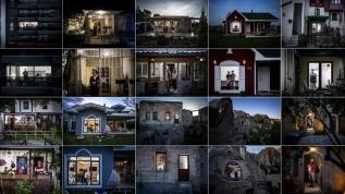 Kovid-19 sürecinde evler güvenle sığınılan 'yuva' oldu