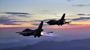Zap ve Haftanin bölgelerinde 3 PKK'lı terörist hava harekatlarıyla etkisiz hale getirildi