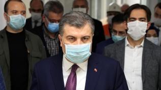 Bakan Koca: Acil durum hastanelerimiz Türkiye için zorunlu projelerdir