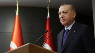 Başkan Erdoğan şehit Tatar'ın babasıyla görüştü
