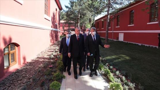 Başkan Erdoğan'dan Dr. İsmail Niyazi Kurtulmuş Hastanesi paylaşımı