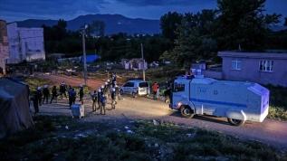 Bursa'da kavga eden iki grubu ayıran polisimiz şehit oldu