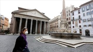 İtalya'da koronadan hayatını kaybedenlerin sayısı 33 bin 415'e yükseldi