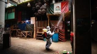Meksika'da koronavirüs ölümleri