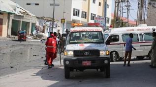 Somali'de düzenlenen bombalı saldırıda 10 kişi hayatını kaybetti, 13 kişi yaralandı