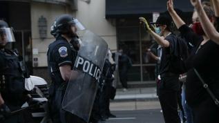 Protestolar pazar günü de devam etti