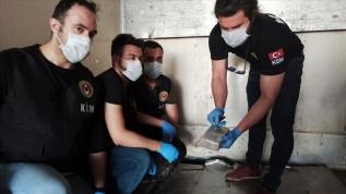 Esendere Gümrük Kapısı'nda 142 kilogram eroin ele geçirildi